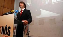 António Pedro Peixoto já formalizou candidatura às eleições