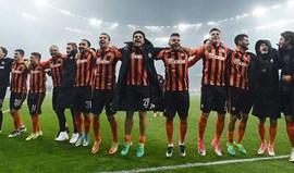 Ucrânia: Paulo Fonseca sagra-se campeão pelo Shakhtar