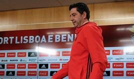 Rui Vitória: «Já antes se dizia aqui e ali que era o jogo do título»