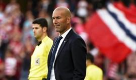 Zidane aponta às três finais