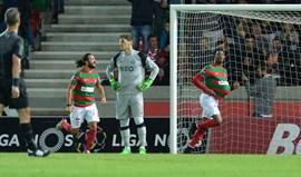 A crónica do Marítimo-FC Porto, 1-1: Agora sim, pode ser o adeus