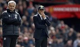 Mourinho conta com apoiante 'inesperado' nas críticas à calendarização
