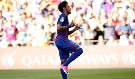Luis Enrique compara Neymar a... bailarino