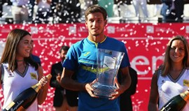 Pablo Carreño Busta conquista o Estoril Open