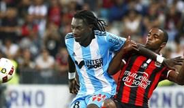 Marselha vence Nice e sobe ao 5.º lugar na Ligue 1