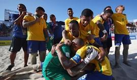 Brasil sagra-se campeão mundial com goleada (6-0) ao Taiti