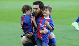 Leo Messi cada vez mais próximo de renovar com o Barcelona