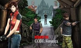 Resident Evil - Code: Veronica X está a chegar