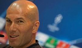 Zidane quer 'tábua rasa' às finais ganhas ao Atlético Madrid