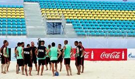 Portugal defende título em Cabo Verde