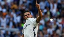 Pepe a um passo do Paris SG