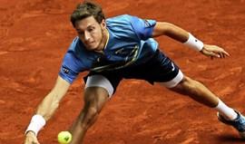 Vencedor do Estoril Open eliminado na primeira ronda em Madrid