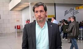 Bruno de Carvalhogarante não ter sofrido acidente