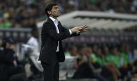 Marcelino quer que seja o Valencia a assumir dispensas de Nani, Enzo Pérez e Diego Alves