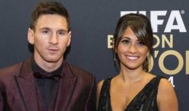 Já há data para o casamento de Messi