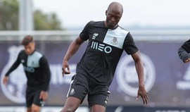 Danilo evolui para treino integrado condicionado
