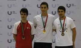 Diana Figueira e Bernardo Atilano vencem Campeonato Nacional de Badminton