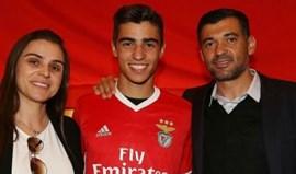 Rodrigo Conceição: «Os meus pais guiaram-me pelo melhor caminho»