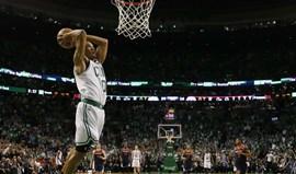 Celtics ganham vantagem aos Wizards na luta pela final da Conferência Este