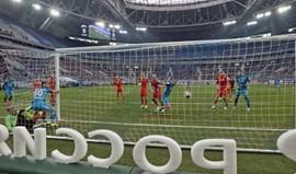Zenit muda de estádio para poupar relvado para a Taça das Confederações