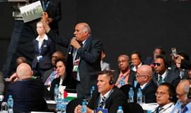 Organização para a Libertação da Palestina acusa FIFA de ceder a pressões políticas