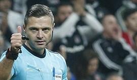 Damir Skomina nomeado para disputar final