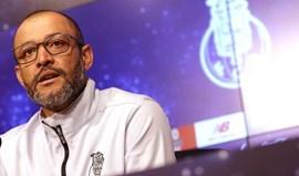 Danilo já é opção para o jogo com o P. Ferreira
