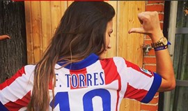 Novo reforço merengue tem namorada antimadridista que gosta de troçar de... Ronaldo