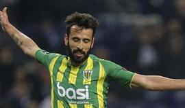 Fernando Ferreira regressa aos convocados para jogo com Arouca