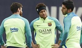 Neymar ameaçou sair, caso Unzué substitua Luis Enrique no Barcelona