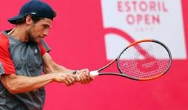 Pedro Sousa nas meias-finais do 'challenger' de Aix-en-Provence