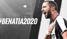 Oficial: Juventus garante Benatia a título definitivo