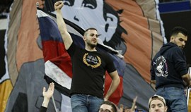 UEFA abre processo disciplinar ao Lyon