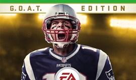 Madden 18: Tom Brady eleito para a capa