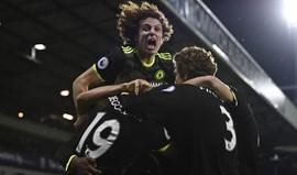 Chelsea vence e sagra-se campeão pela sexta vez