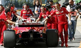 Ferrari obrigada a instalar novo motor de combustão interna no carro de Vettel