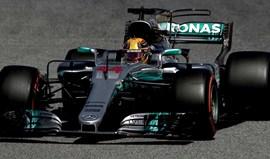 GP de Espanha: Hamilton conquista 'pole' com Vettel a... 0s051