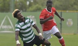 Juniores: Sporting-Benfica, 1-1
