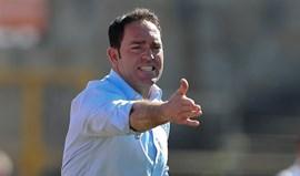 Ricardo Soares insatisfeito com o seu desempenho no clube