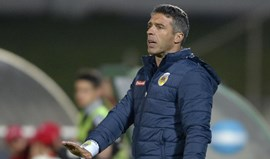 Jorge Leitão: «Não podemos acusar tanto um golo sofrido aos 11 minutos»