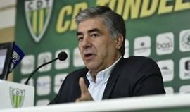 Gilberto Coimbra: «Já estou habituado a este sofrimento»