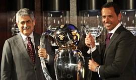 Pedro Proença considera título do Benfica um triunfo de mérito