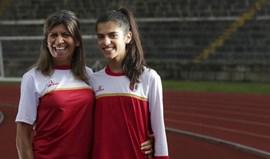 Albertina e Mariana Machado: Tal mãe, tal filha a pensar nos Jogos
