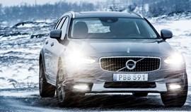 Volvo V90 Cross Country: Só o asfalto não chega