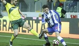 A antevisão do FC Porto-P. Ferreira: Tribunal pronuncia-se