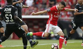 A crónica do Benfica-V. Guimarães, 5-0: Tetra bordado a ouro