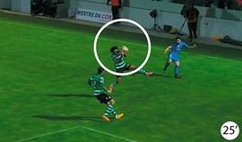 Os casos do Feirense-Sporting