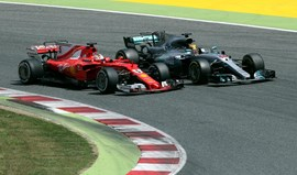 GP de Espanha: Hamilton bate Vettel e garante triunfo