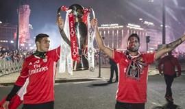 Histórico: Nunca o Benfica ganhou tanto em tão pouco tempo