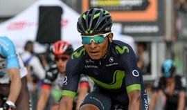 Nairo Quintana vence a nona etapa e veste a camisola rosa